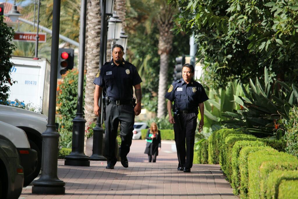 Security Guard Services Los Angeles