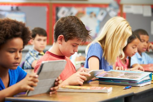 IT Solutions for Education Data Storage