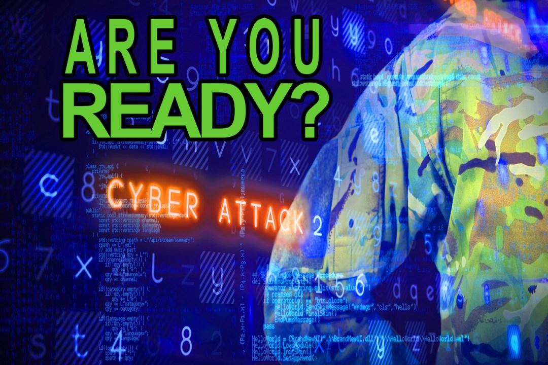 Cyber Attack Preparation