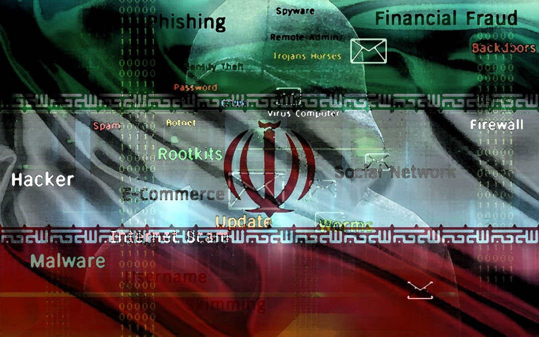 Iran Cyberattacks, Up to 10,000 Per Minute