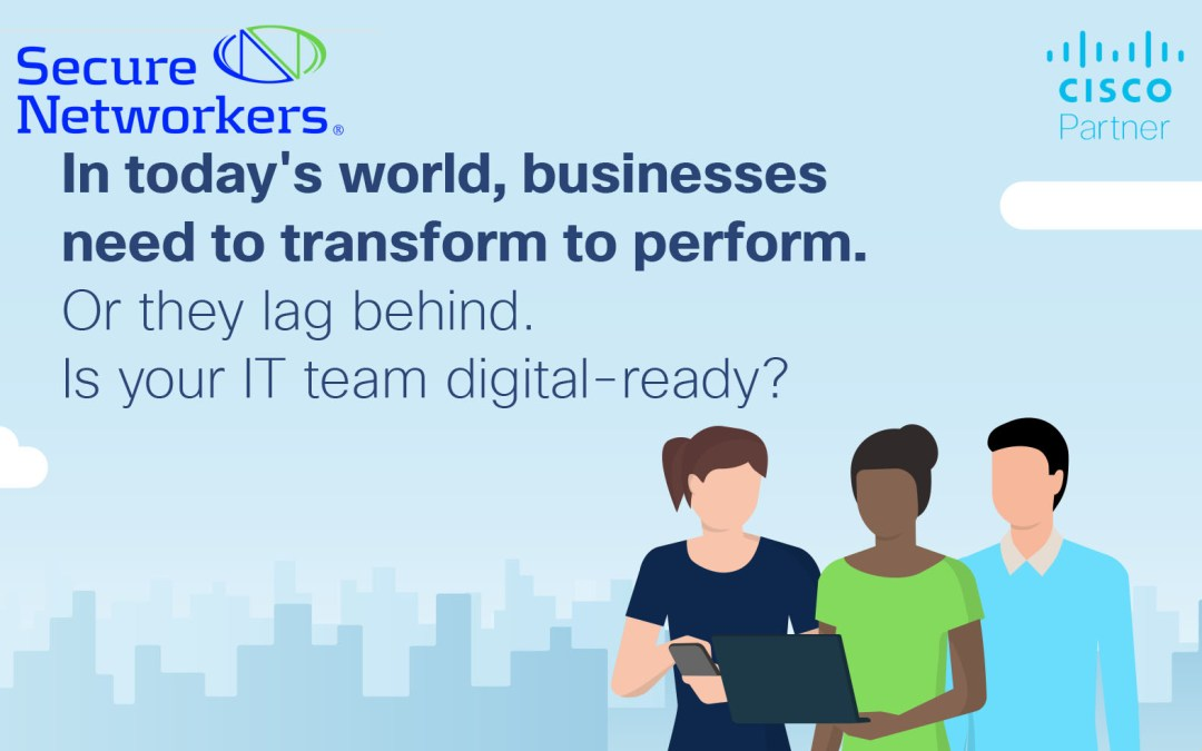 Digital Transformation and Business Performance