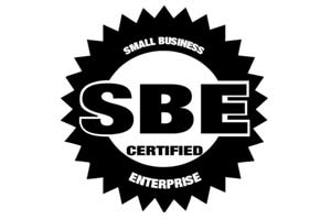 Small Business Enterprise (SBE) Certified