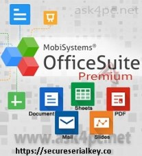 OfficeSuite Premium Edition 3.90 With Crack 2020