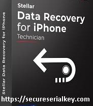Stellar Data Recovery for iPhone 5.0.0.6 Crack with License Key