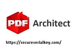 PDF Architect 7.0.21 Crack With Licence Key