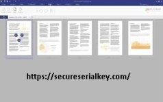 Wondershare PDFelement Pro 7.4.5 Crack With Serial Key