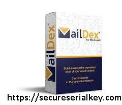 Encryptomatic MailDex 2020 Crack With License Key