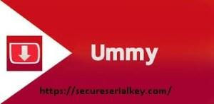 Ummy Video Downloader 1.10.10.7 Crack