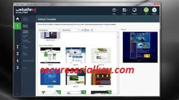 WebSite X5 Evolution 2020.3.7.0 Crack