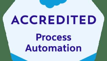 Process Automation Badge