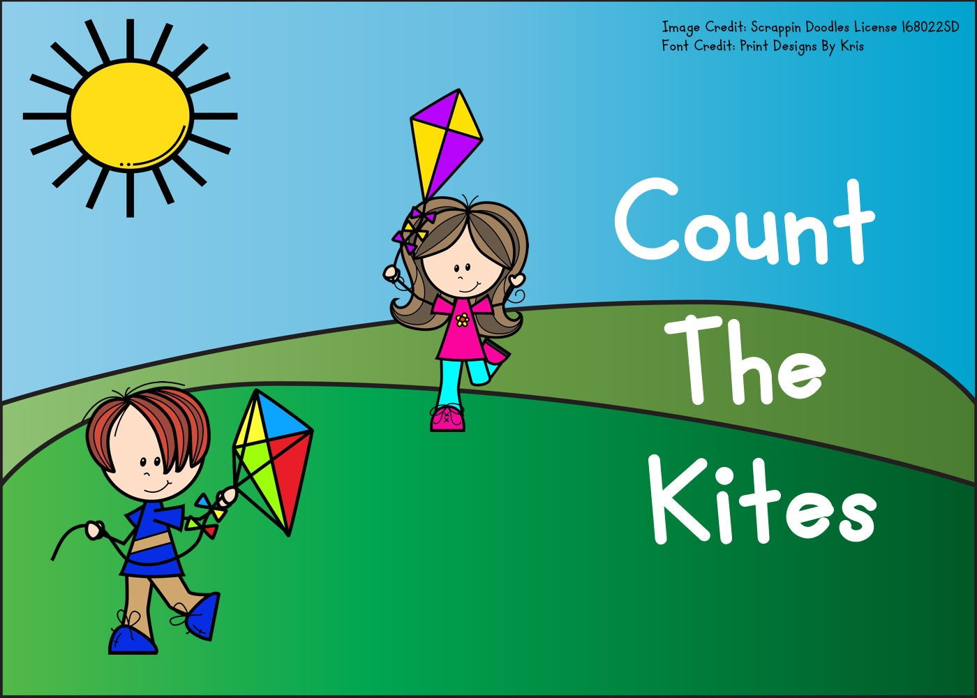 Count The Kites 1 10