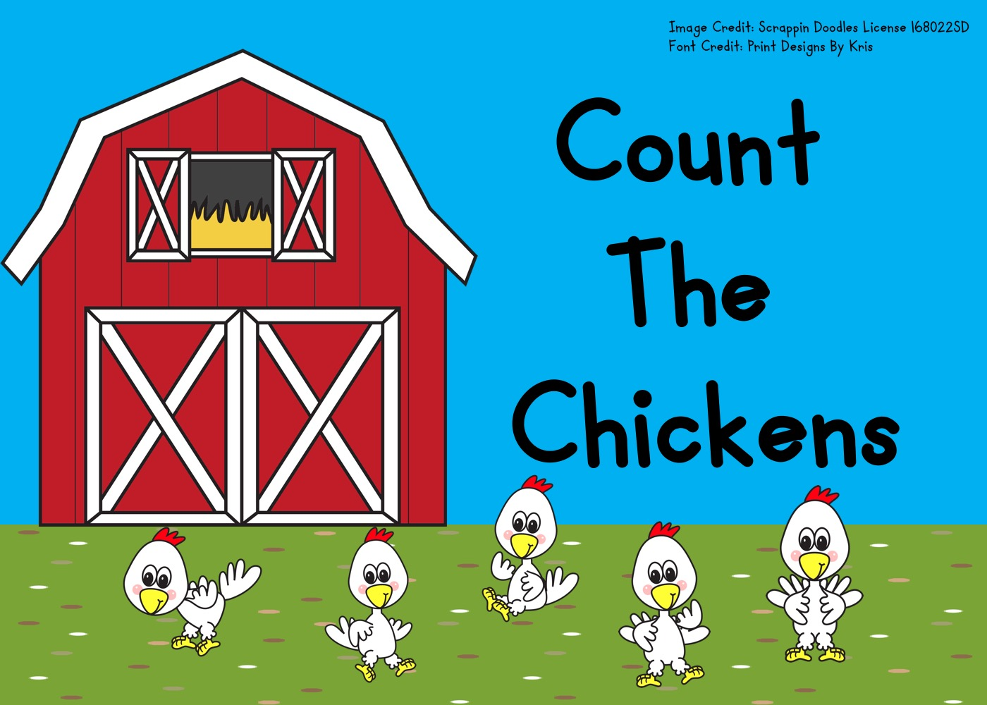 Count The Chickens 1 10