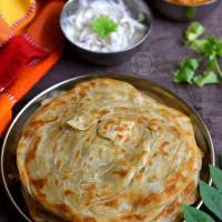 Parotta | How to make Soft Layered Parotta