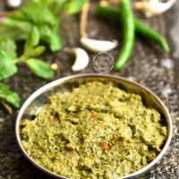 Pudina Thogayal | Easy Mint Thogayal for Rice
