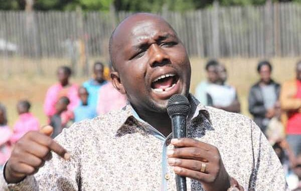 Kipchumba Murkomen Bio, Age, Family, Wife, Education, Children