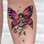 Robson Carvalho Turns His Beautiful Drawings Into Magical Tattoos Kickass Things
