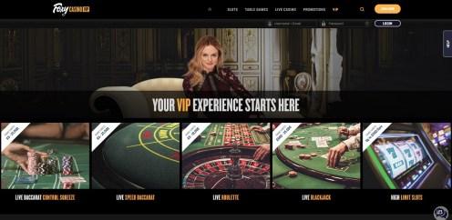 Foxy Casino VIP