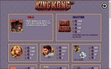 King Kong casino slot game