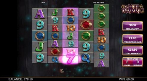 White Rabbit Casino Game Slot