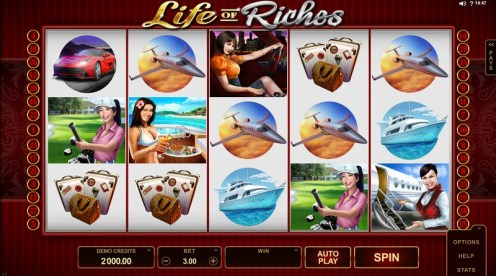 Life of Riches slot game review