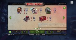 mythic maiden slot game review