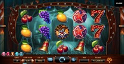 Wicked Circus slot game