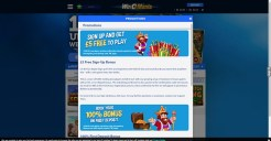 Winomania online casino review