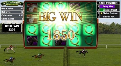 Scudamore's Super Stakes - Peter's Classic Cup