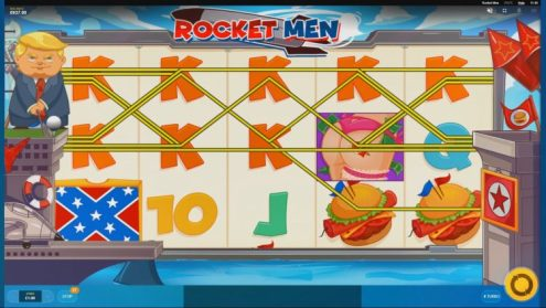 Rocket Men - Don Bonus