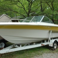 1979 Cobalt 19BR For Sale in Brown County, Indiana!