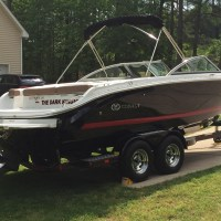 2012 Cobalt 220 Bowrider For Sale in NC