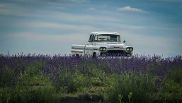 Our '59 Chevy is an option