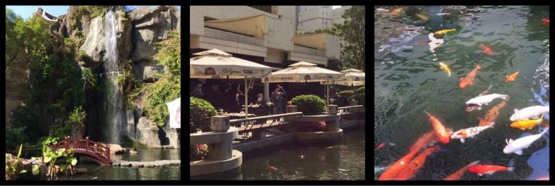 Cascade Cafe The Garden Hotel Guangzhou