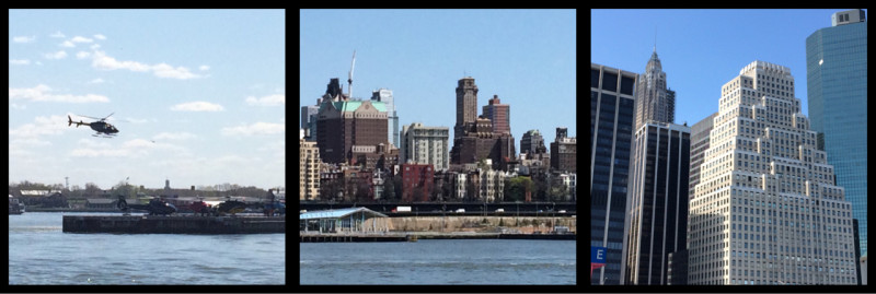 South Street Seaport Manhattan New York City