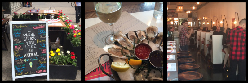 L&W Oyster Co NYC