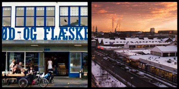 White Meat packing District Copenhagen Denmark
