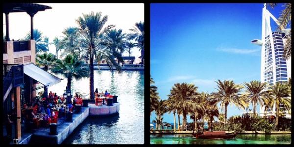 Zheng He's. Mina a'Salam. Madinate Jumeirah. Dubai.