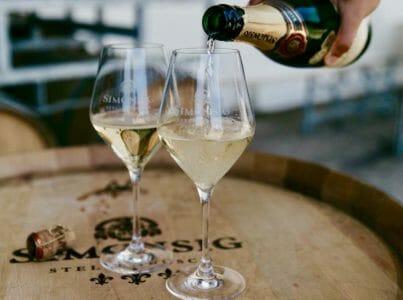 Stellenbosch Wine Route. South Africa.