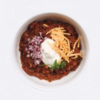 Fab Fall Chili Recipe