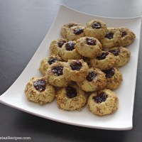 Bright Susan Eyed Cookies (Cookies with Jam)