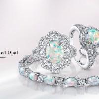 Gorgeous Peora Opal Jewelry