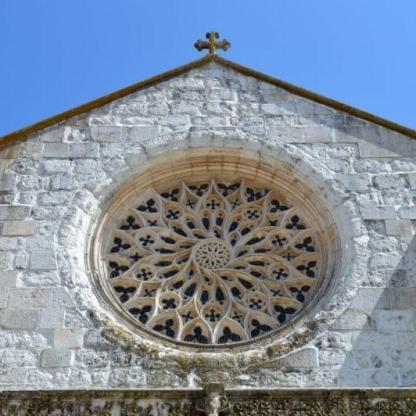 Gothic window, Santarém