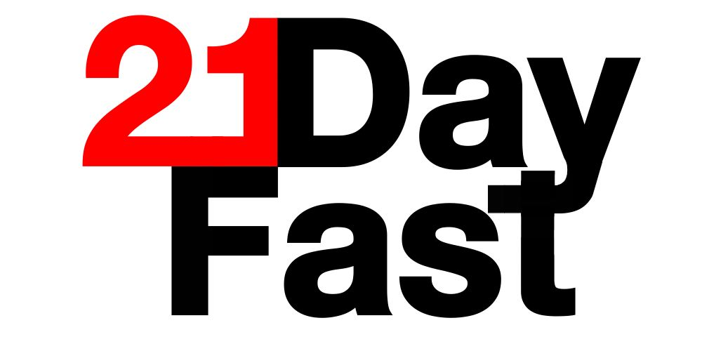 Image result for ANNUAL 21 DAY FAST: