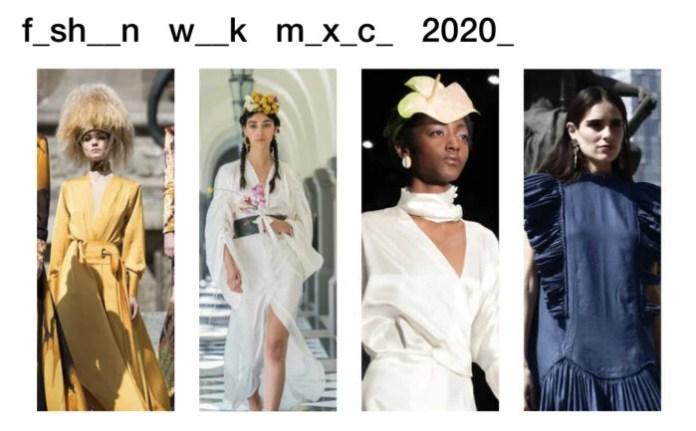 Beatriz Calles: En el proceso de digitalizar Fashion Week México ...
