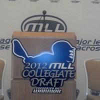 Major League Lacrosse 2014 Mock Draft