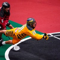 NLL: Zed Williams a breakout star for Swarm