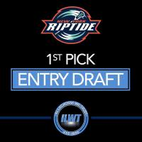 NLL: Riptide to choose first in entry draft