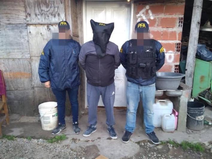 Cayó la banda de los falsos Policías que operaban en Hurlingham, Merlo y Moreno