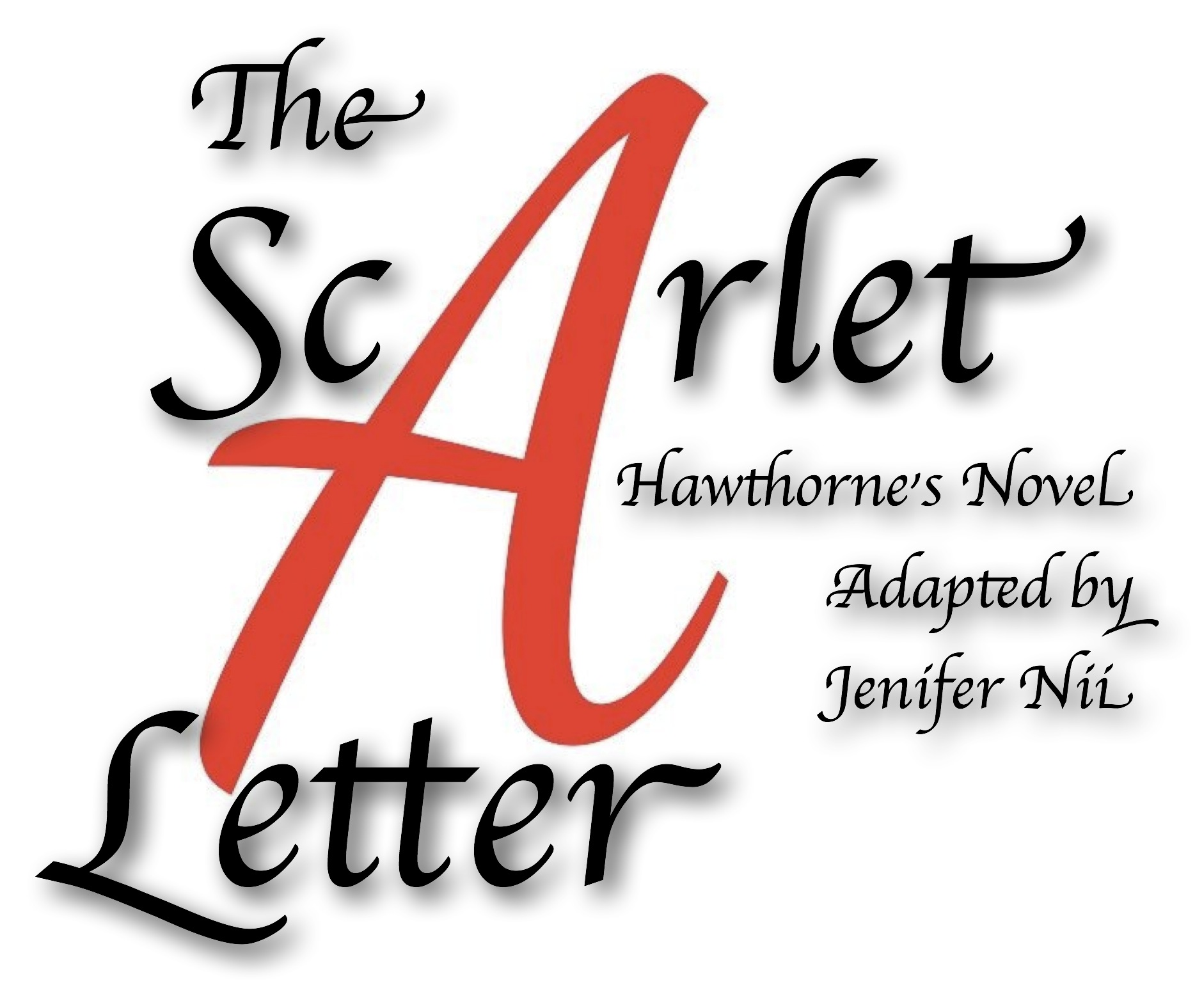 The Scarlet Letter A Play