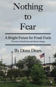 Book Cover, Nothing to Fear